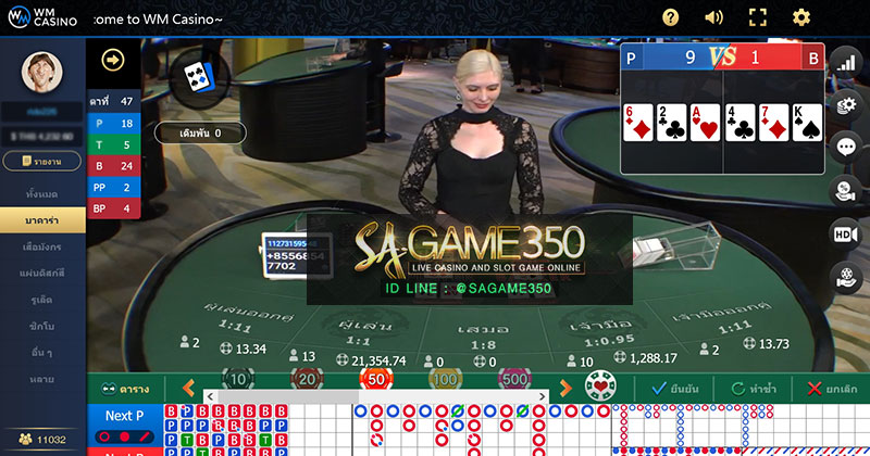 คู่มือ กฎกติกาการเล่นบาคาร่า WM Casino มือใหม่ต้องอ่าน